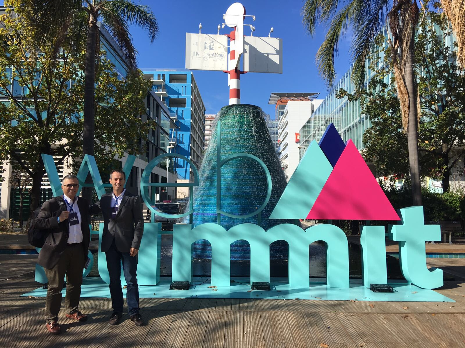 Our experience of the Web Summit in Lisbon