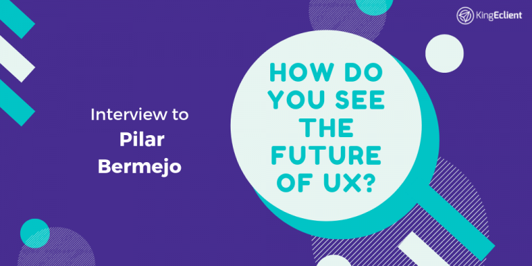 How do you see the future of UX? | Interview