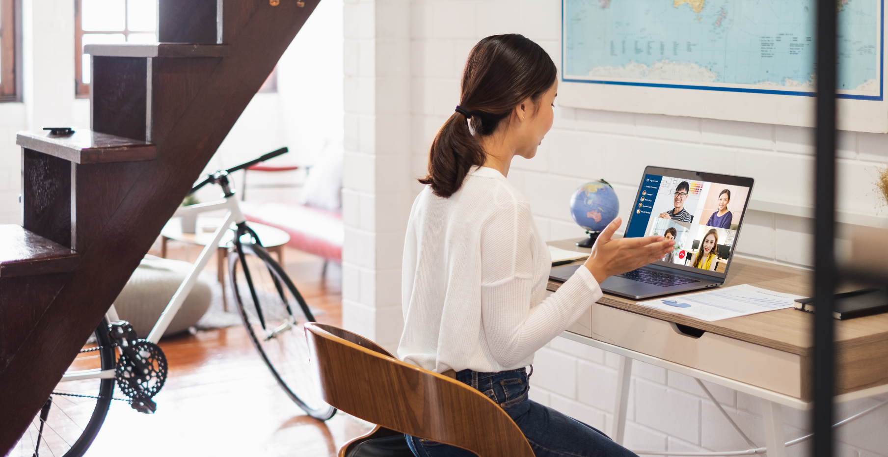 Our take in Smart Working, the new form of telework