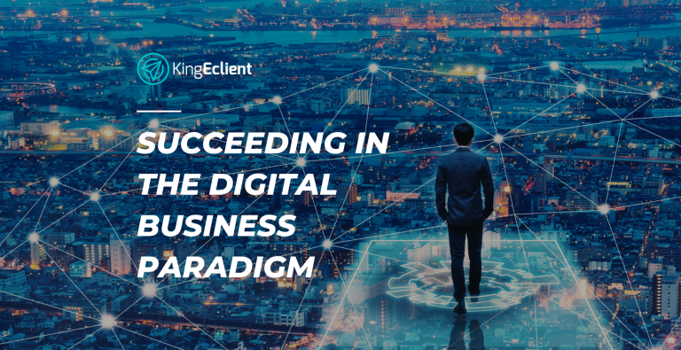 How to succeed in the digital business paradigm