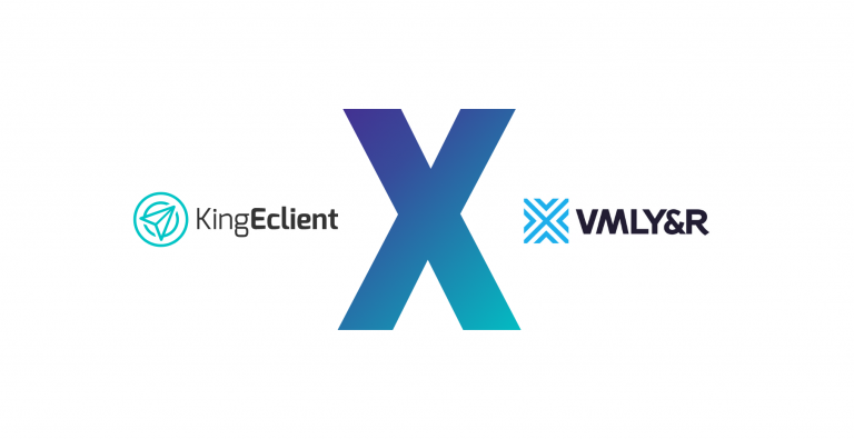 KingEclient joins the VMLY&R network