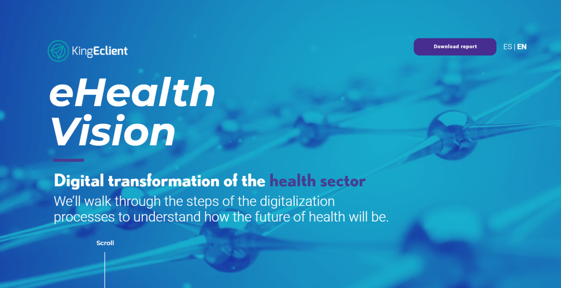 The Global Transformation of the Healthcare sector