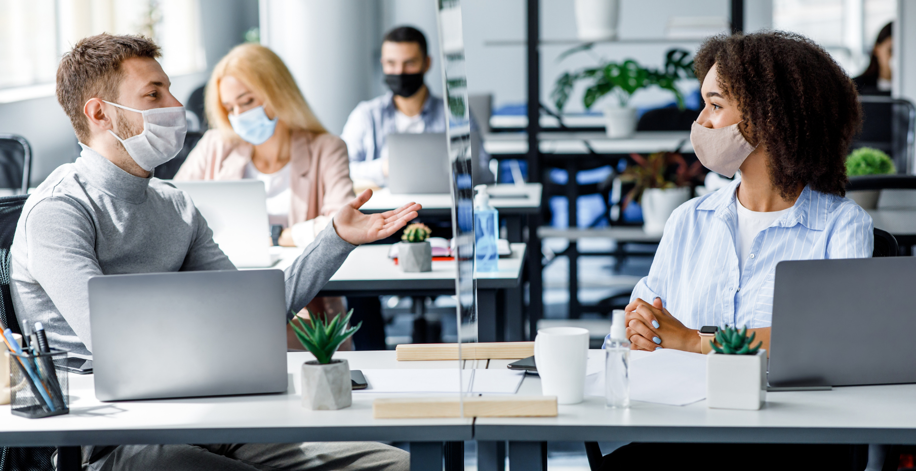 Returning to the office: the big impact on Employee Experience